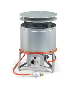 Elite Propane Gas Bin Heater BH25