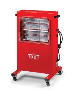 Elite Heat 110 Volt 2.4 kW Quartz Infra Red Electric Heater EH1102400KW