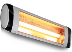 IR 2570 S Infrared Radiant Wall Mounted Heater 2500 Watts TIR2570S (Stand Optional)