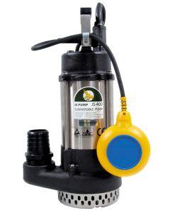 JS Pump 240 Volt 2 Inch (50mm) Submersible Drainage Pump Auto Float Switch JS400240A