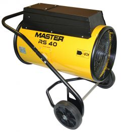 Master 415 Volt 40 kW Electric Fan Heater RS40