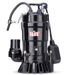 Elite 110 Volt 2 Inch (50mm) Dirty Water Submersible Pump SPT500F