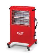Elite Heat 240 Volt 2.4 kW Quartz Halogen Infra-Red Heaters EH2402400W